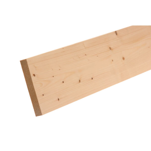 Planed Softwood 18 x 144mm x 2.4m