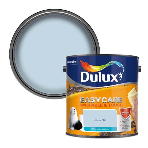 Dulux Easycare Washable & Tough Mineral Mist - Matt - 2.5L