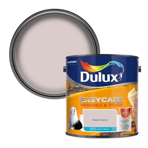 Dulux Easycare Washable & Tough Mellow Mocha - Matt - 2.5L