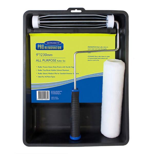 Monarch Pro Renovator Roller Kit 230mm - 3 pack