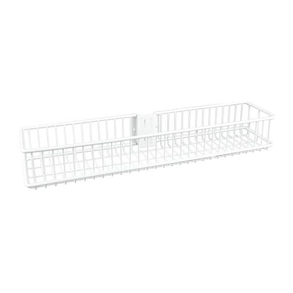 Medium Storage Basket - White