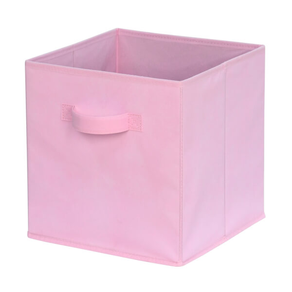Compact Cube Fabric Insert - Pale Pink