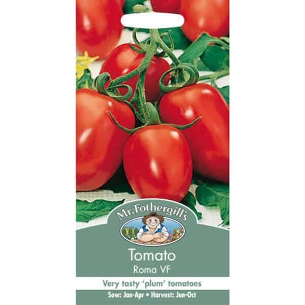 Mr. Fothergill's Tomato Roma VF Seeds