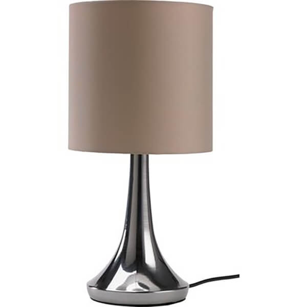 Touch Lamp - Mocha