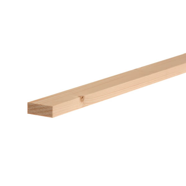 Planed Softwood 18 x 44mm x 2.4m