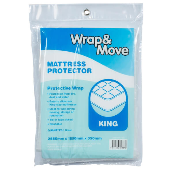 King/Super King Mattress Protection Cover