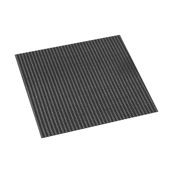 PVC Foam Non-Slip Mat - Black