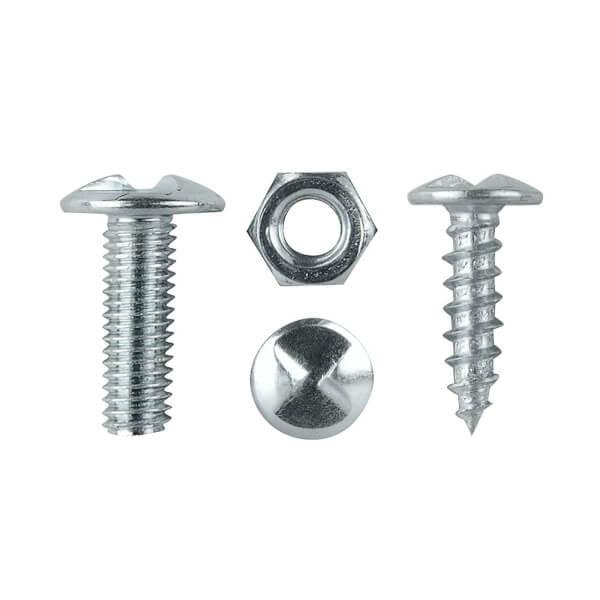 Pinnacle Anti-Theft Screws - Assorted 50 Pack