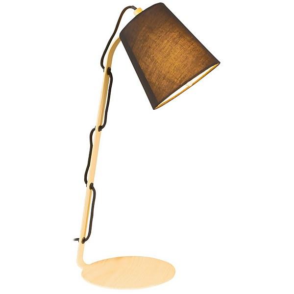 Daniel Exposed Cord Desk Lamp