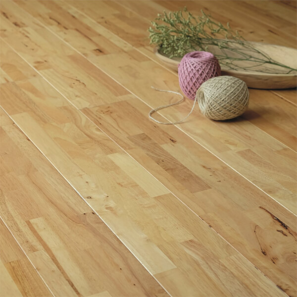 Solid Wood Parawood Flooring