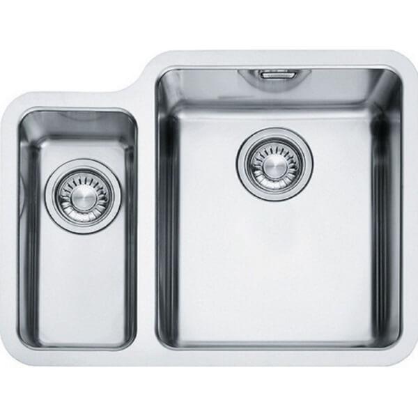 Franke Kubus Kitchen Sink Right Hand Bowl - 1.5 Bowl