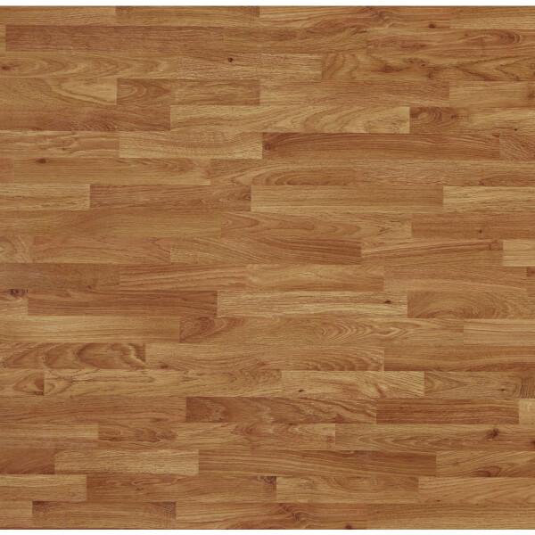 Golden Oak Kitchen Worktop - Profile Edge - 300 x 60 x 3.8cm
