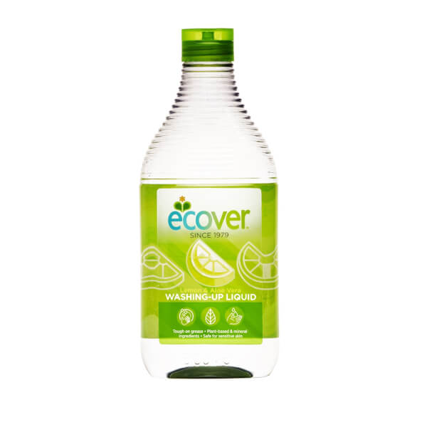 Ecover Lem Aloe 0.95L Washing Up Liquid