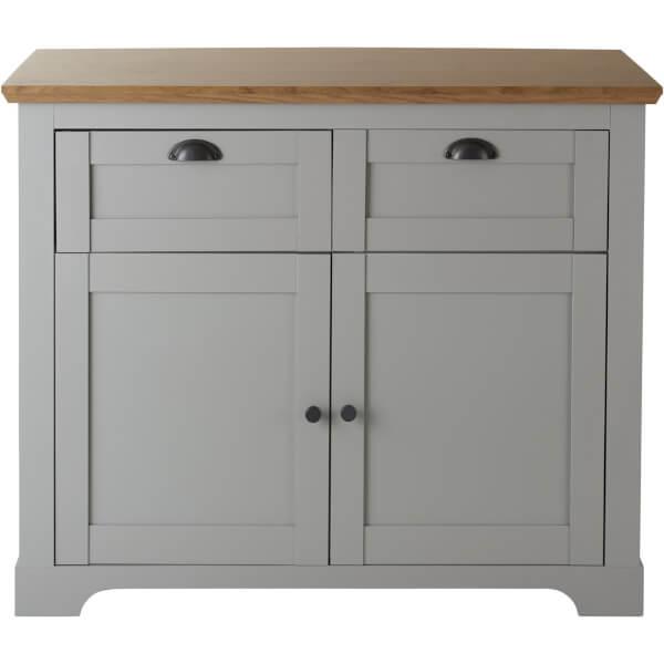 Diva Compact Sideboard - Grey