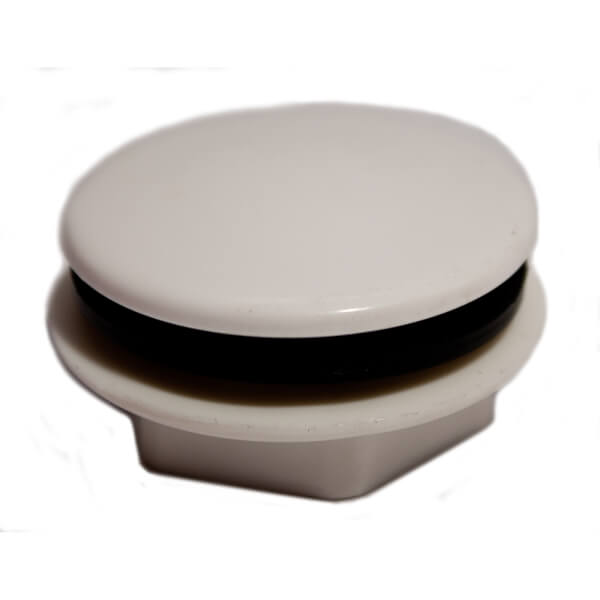 Tap Hole Stopper White