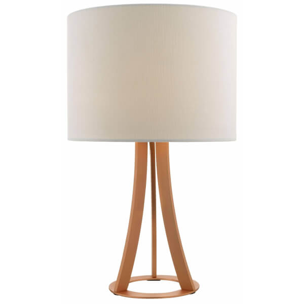 Trio Table Lamp - Copper