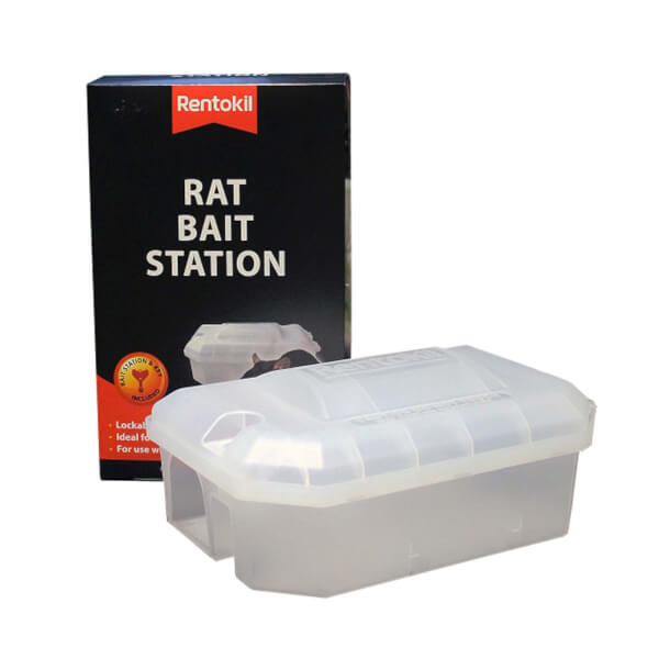 Rentokil Rat Bait Station