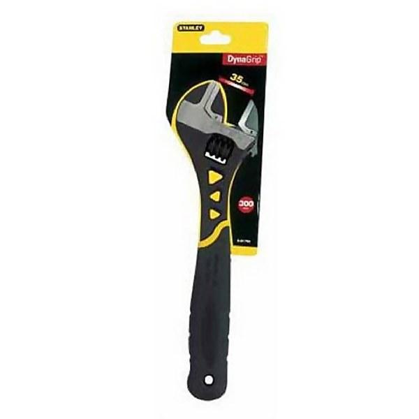 Stanley DynaGrip Adjustable Wrench - 305mm