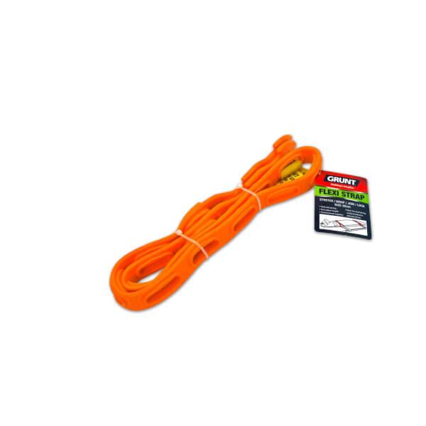 Grunt Flexi Strap - Pack of 1 - Orange & Yellow