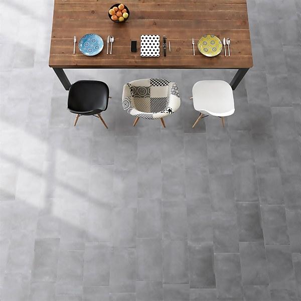 Metropolitan Grey Wall & Floor Tile - 600 x 300mm