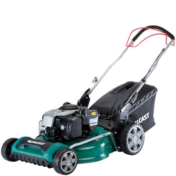 Qualcast 51cm Petrol Self Propelled Lawn Mower 625Exi 625E
