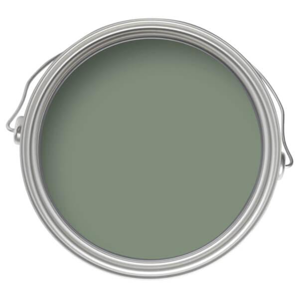 Farrow & Ball Modern No.79 Card Room Green - Emulsion Paint - 2.5L