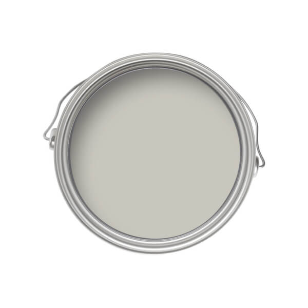 Crown Period Collection Polished Silver - Flat Matt Emulsion Paint - 2.5L