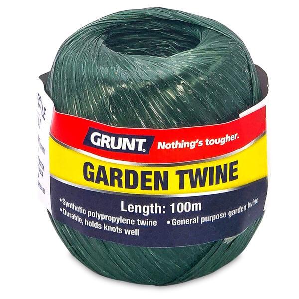 Grunt PVC Garden Twine - 100m