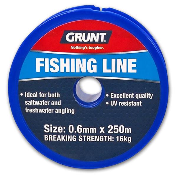 Grunt Nylon Line 0.6mm x 250m