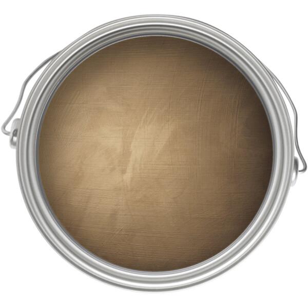 Craig & Rose Artisan Gold Effect Paint - Bronze Gold - 750ml