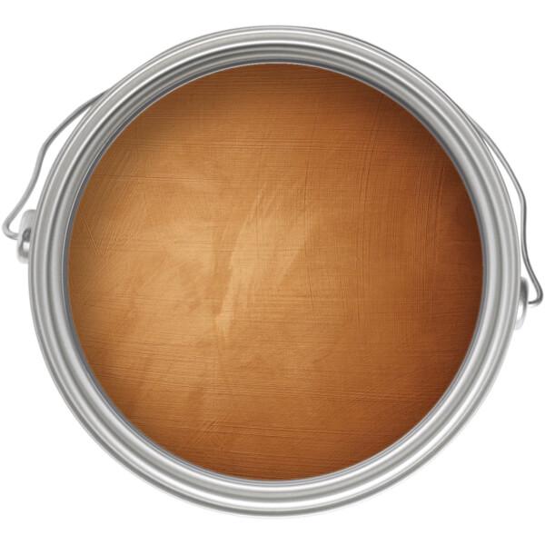 Craig & Rose Artisan Gold Effect Paint - Rose Gold - 750ml