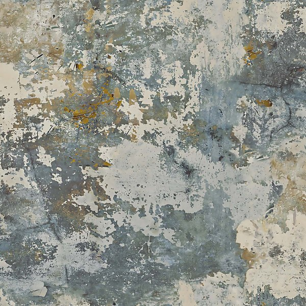 Grandeco Tempera Blue Paste the Wall Concrete Effect Wallpaper