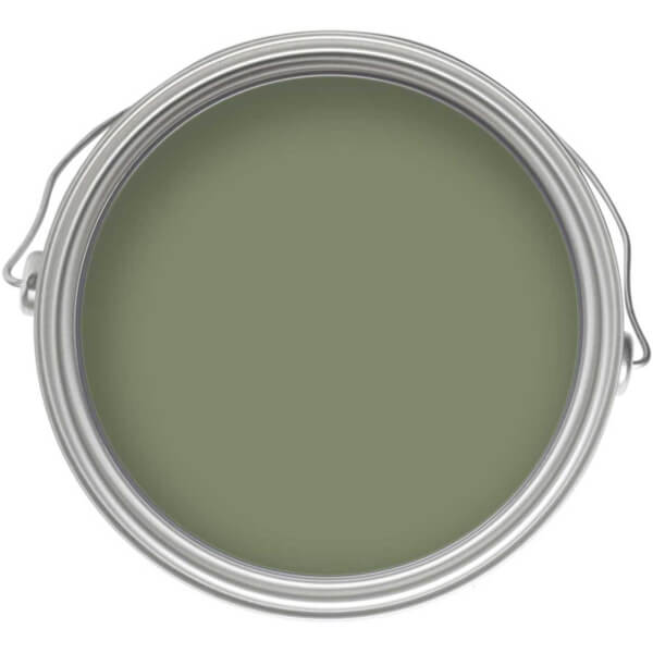 Craig & Rose 1829 Chalky Emulsion - Deep Adam Green - 2.5L