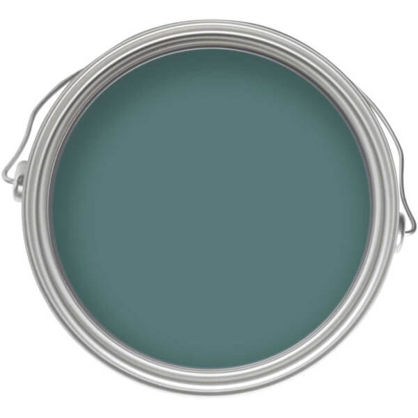 Craig & Rose 1829 Chalky Emulsion - French Turquoise - 2.5L
