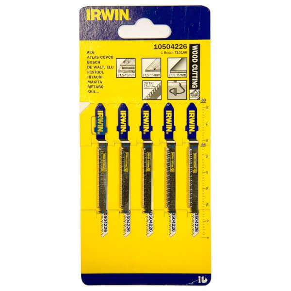 IRWIN HCS T-Shank 83mm 20 TPI Wood Cutting Blade