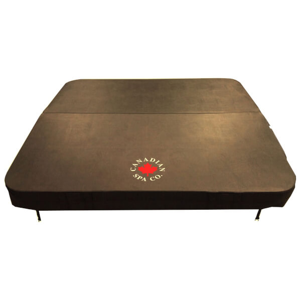 Canadian Spa Company Brown Spa Cover - 82 x 82in