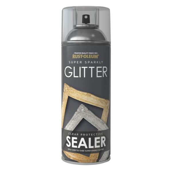 Rust-Oleum Super Sparkly Glitter Sealer - 400ml