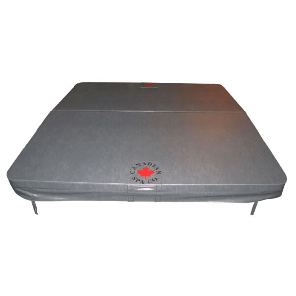 Canadian Spa Company Grey Spa Cover - 88 x 88in