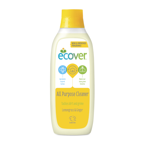 Ecover All Purpose Cleaner Lemongrass and Ginger 1L