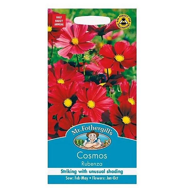 Mr. Fothergill's Cosmos Rubenza Seeds