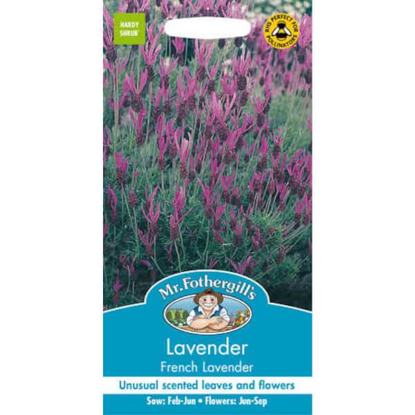 Lavender French Lavender Seeds