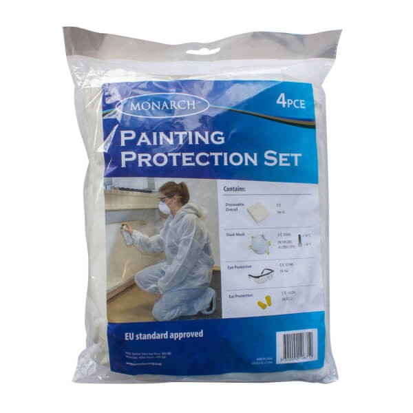 Monarch Painting Protection Set 4 Piece