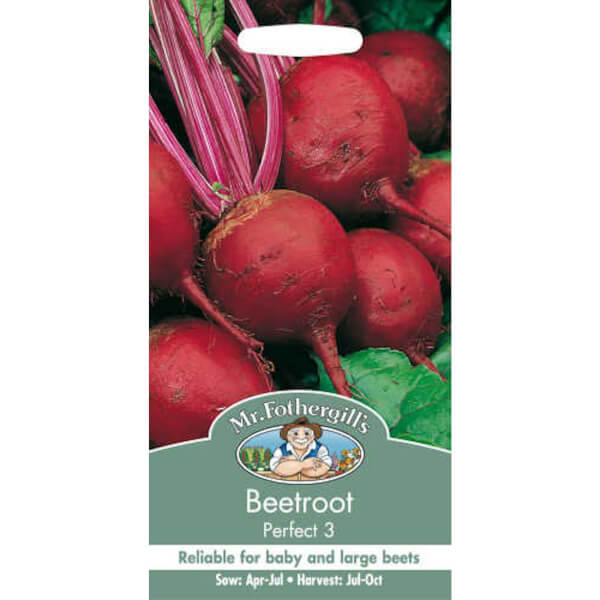 Mr. Fothergill's Beetroot Perfect 3 Seeds