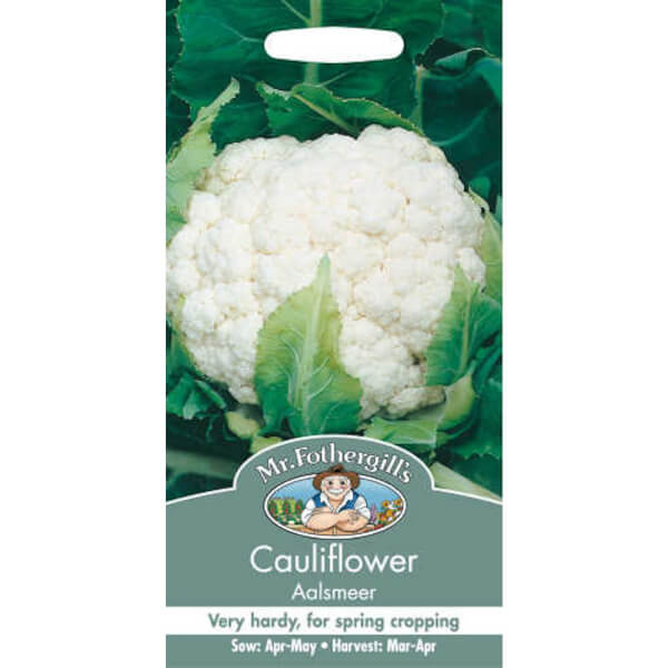 Mr. Fothergill's Cauliflower Aalsmeer Seeds