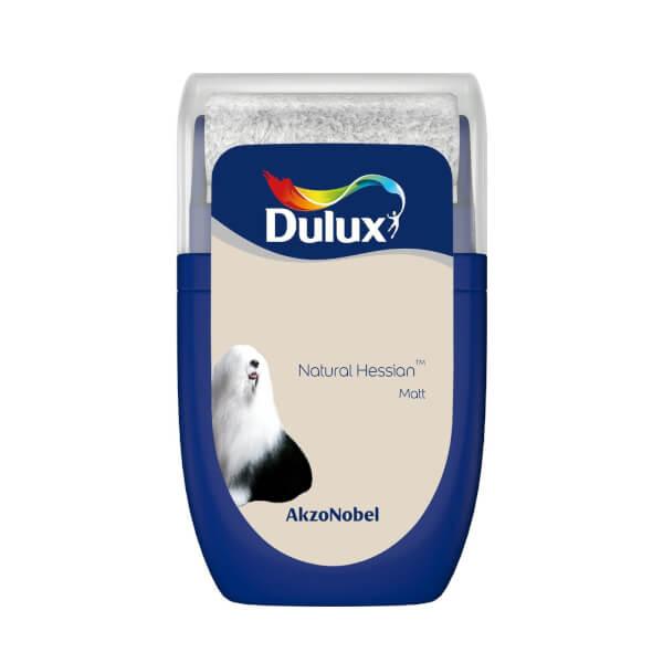 Dulux Standard Natural Hessian Tester Paint - 30ml