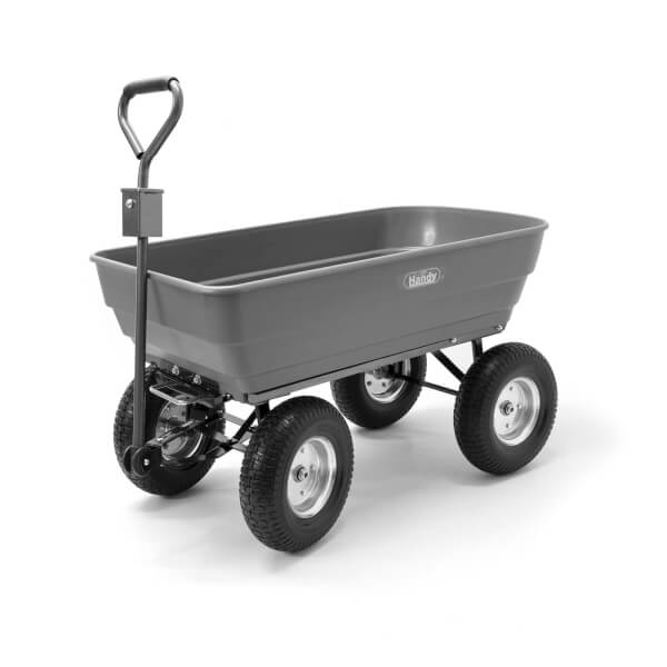 Handy Poly Body Garden Trolley- 200kg