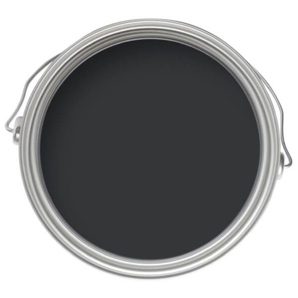 Farrow & Ball Modern Eggshell Midsheen Paint Off-Black No.57 - 750ml