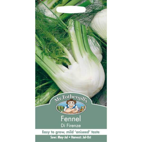 Mr. Fothergill's Fennel Di Firenze Vegetable Seeds