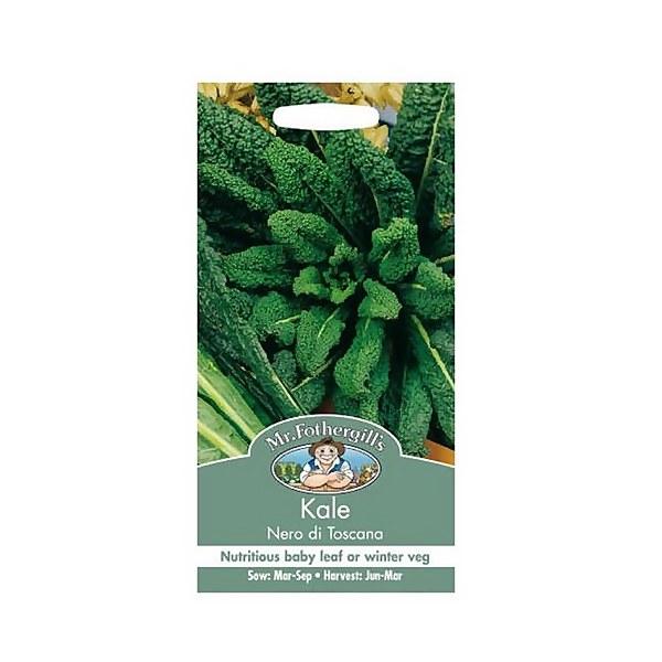 Mr. Fothergill's Kale Nero Di Toscana Vegetable Seeds