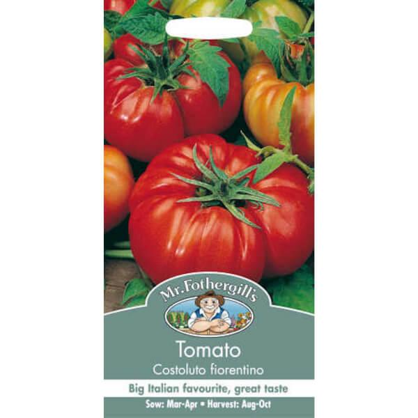 Tomato Costoluto Fiorentino Fruit Seeds